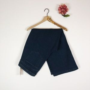 [NYDJ] Wide Leg Trouser Denim Jeans Firesky NEW